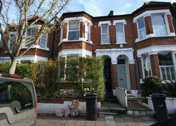 Thumbnail 3 bed flat to rent in Brayburne Avenue, London