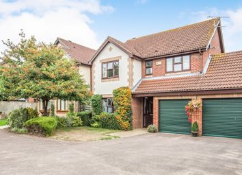 Thumbnail 4 bed detached house for sale in Admirals Court, Swaffham