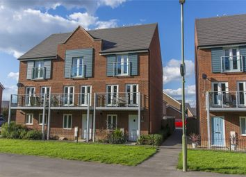 Thumbnail 3 bed end terrace house for sale in Viscount Gardens, Eastleigh, Hampshire