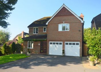 Thumbnail 5 bed detached house for sale in Maple Wood, Bedhampton, Havant