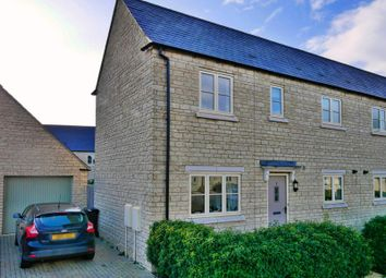 Thumbnail 3 bed semi-detached house to rent in Fairford