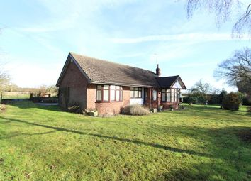 Thumbnail 3 bed detached bungalow for sale in Cathiron, Rugby