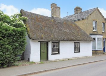 Thumbnail 2 bed detached house for sale in High Street, Cottenham, Cambridge