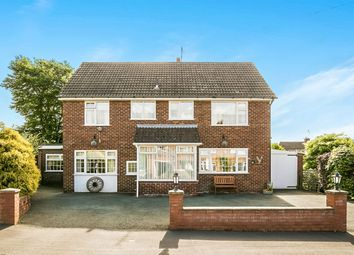 Thumbnail 3 bed detached house for sale in Oak Drive, Oswestry