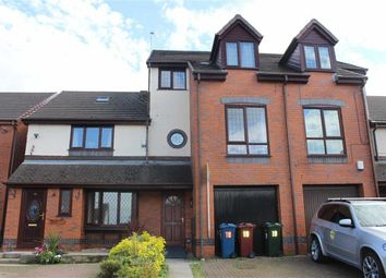 Thumbnail 4 bedroom town house for sale in Mill Court, Longridge, Preston