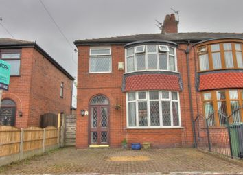 Thumbnail 3 bed semi-detached house for sale in Stansfield Road, Failsworth, Manchester
