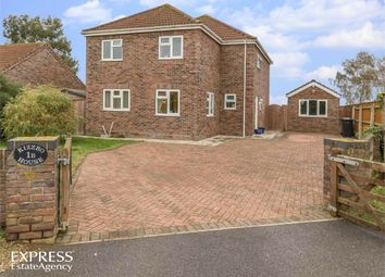 Thumbnail 4 bed detached house for sale in Chalk Road, Walpole St Peter, Wisbech, Norfolk