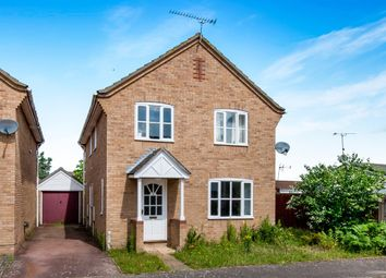 Thumbnail 4 bed detached house for sale in Lavender Close, Brandon