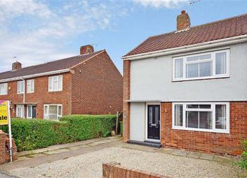 Thumbnail 2 bed semi-detached house for sale in St Lawrence Avenue, Snaith