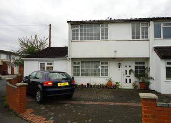 Thumbnail 4 bedroom semi-detached house for sale in Tintern Close, Slough, Berkshire