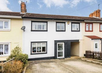 Thumbnail 3 bed terraced house for sale in Claremont Avenue, New Malden