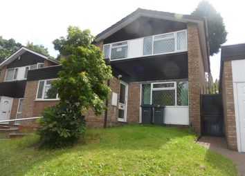 Thumbnail 5 bedroom detached house to rent in Manway Close, Handsworth Wood, Birmingham