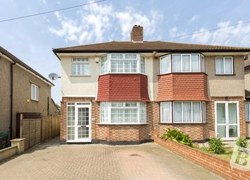 Thumbnail 3 bed semi-detached house for sale in Brockman Rise, Bromley