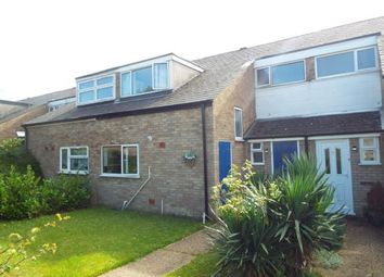 Thumbnail 3 bed terraced house for sale in Lannock, Letchworth Garden City, Hertfordshire, England