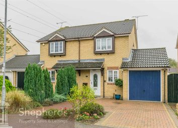 Thumbnail 2 bed semi-detached house for sale in Mortimer Gate, Cheshunt, Waltham Cross