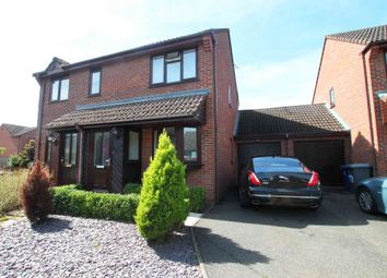 Thumbnail 2 bed semi-detached house to rent in Bill Rickaby Drive, Newmarket