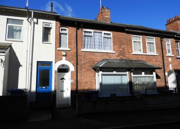 Thumbnail 2 bed terraced house to rent in Milton Street, Mansfield