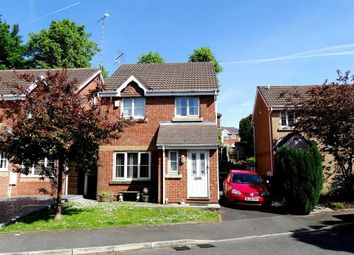 Thumbnail 3 bed detached house to rent in Holyrood Close, Prestwich, Prestwich Manchester