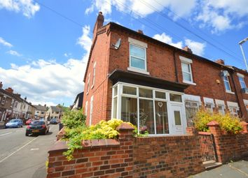Thumbnail 3 bed terraced house for sale in Wolseley Road, Oakhill, Stoke-On-Trent