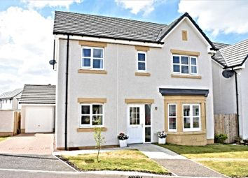 Thumbnail 4 bed detached house for sale in Bisset Place, Bathgate