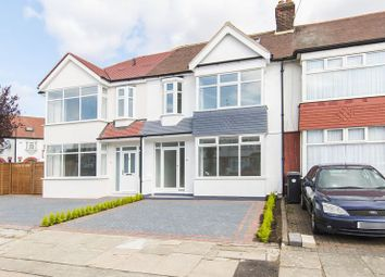 4 bed terraced house for sale in Kenmare Gardens, London N13