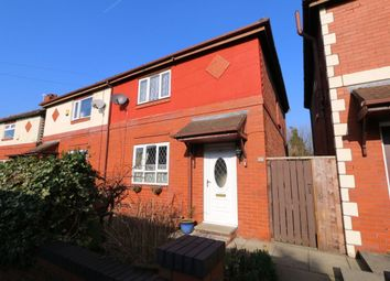 Thumbnail 2 bedroom semi-detached house for sale in Somers Road, Stockport