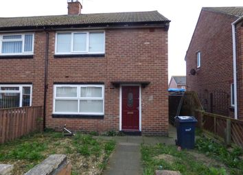 Thumbnail 2 bed semi-detached house to rent in Lichfield Road, Southwick, Sunderland