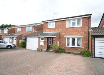 Thumbnail 3 bedroom link-detached house to rent in Dickens Way, Yateley