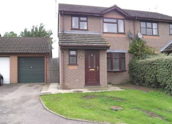 Thumbnail 3 bed semi-detached house to rent in Larks Rise, Morton, Bourne, Lincolnshire