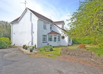 Thumbnail 5 bed detached house for sale in Caerphilly Road, Bassaleg, Newport, Gwent.