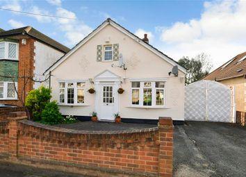 Thumbnail 3 bedroom detached bungalow for sale in Stanley Road North, Rainham, Essex