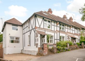 Thumbnail 4 bed end terrace house for sale in School Road, Twyford, Winchester