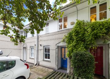 Thumbnail 2 bed mews house to rent in Bergholt Mews, Camden, London
