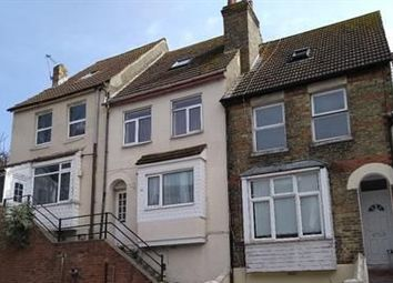 Thumbnail 3 bedroom terraced house to rent in Thanet Gardens, Folkestone