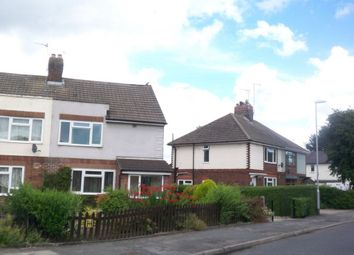 Thumbnail 3 bed semi-detached house to rent in Wiclif Way, Lutterworth
