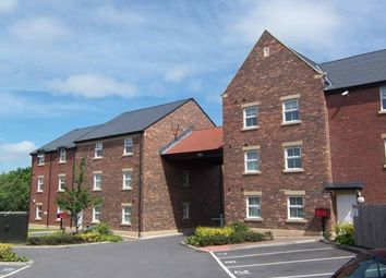 Thumbnail 2 bed flat to rent in Whitfield Court, Durham