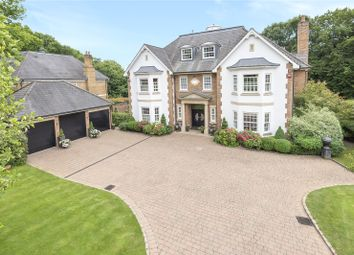 Thumbnail 6 bed detached house for sale in Eyhurst Spur, Kingswood, Tadworth, Surrey