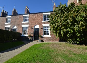 Thumbnail 4 bed cottage for sale in Village Road, Christleton, Chester