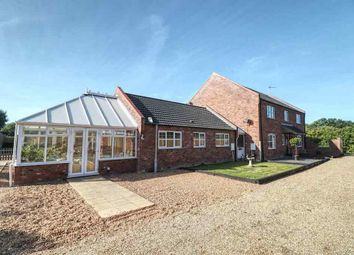 Thumbnail 6 bed detached house for sale in Hardwick Narrows, West Winch, King's Lynn