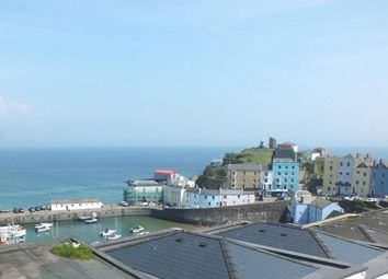 Thumbnail 2 bedroom flat for sale in Flat 4, Northcliffe House, High Street, Tenby