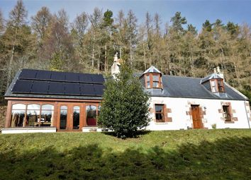 Thumbnail 3 bed cottage for sale in Drumsmittal, North Kessock, Inverness