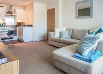 Thumbnail 1 bed flat for sale in 1 Sheen Gardens, Manchester