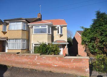 Thumbnail Semi-detached house to rent in Mangotsfield Road, Mangotsfield, Bristol
