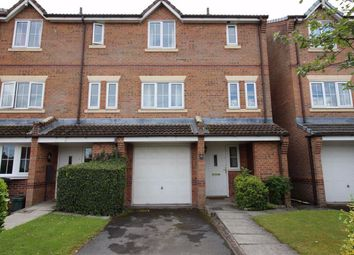 Thumbnail 3 bed town house for sale in Townlea Close, Penwortham, Preston