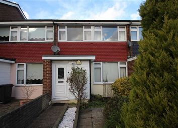 Thumbnail 3 bed terraced house for sale in Cedar Close, Buckhurst Hill, Essex