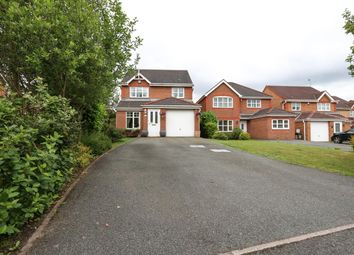 Thumbnail 3 bed detached house for sale in Watermeadow Grove, Hanley, Stoke-On-Trent
