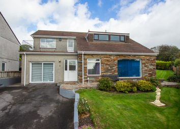 Thumbnail 4 bed detached house for sale in Devonia Close, Plympton, Plymouth