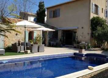 Thumbnail 4 bed barn conversion for sale in Puimisson, Languedoc-Roussillon, 34480, France