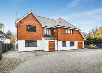 Thumbnail 6 bed detached house for sale in Barnet Lane, Elstree, Hertfordshire