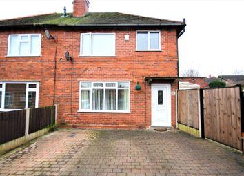Thumbnail 4 bed semi-detached house for sale in Spencer Avenue Sandiacre, Nottingham, Derbyshire